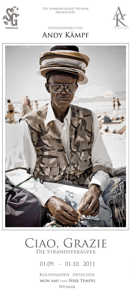 Ciao, Grazie – Die Strandverkäufer / The Beach Hawkers