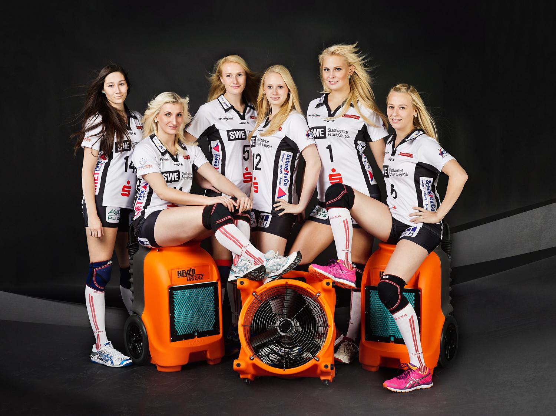 SWE Volley-Team Kalender 2014